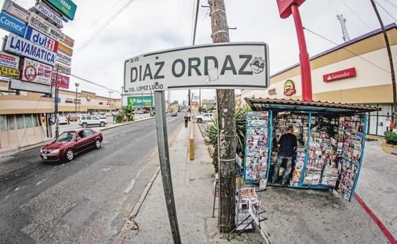 piden quitar nombres de diaz ordaz y echeverria de calles 2