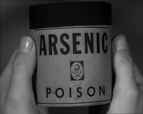 que tan toxico es el arsenico 1