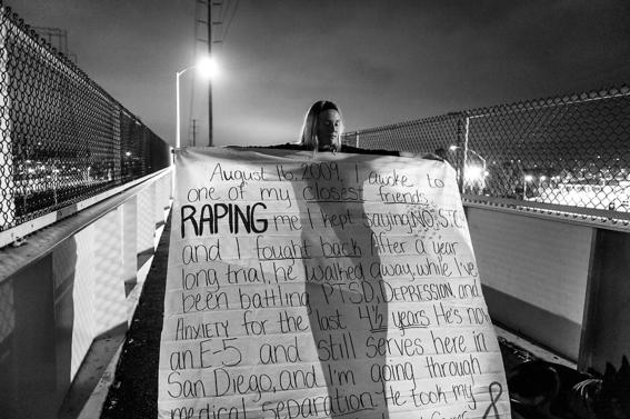 fotos de mary calvert de mujeres sobrevivientes a violaciones ejercito 8