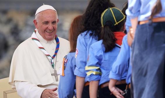 papa francisco visita victimas de pedofilia 2