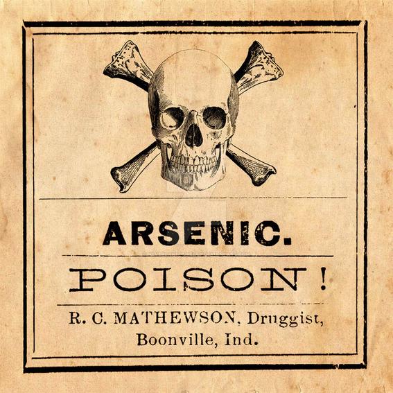 que tan toxico es el arsenico 2