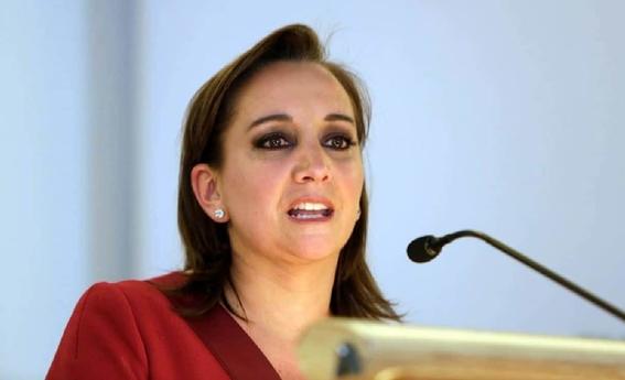 ruiz massieu nueva presidenta nacional del pri 1
