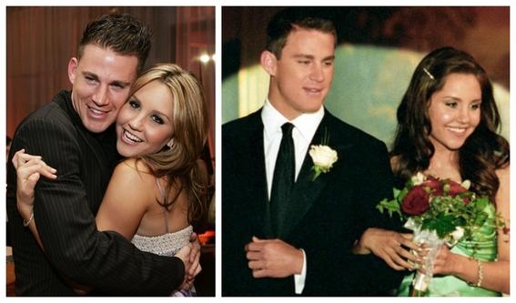 fotografias de celebridades que fueron pareja 1