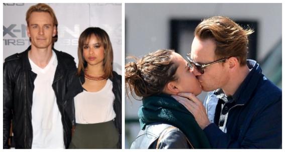 fotografias de celebridades que fueron pareja 2