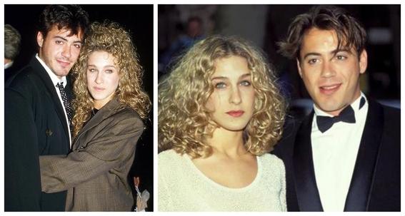 fotografias de celebridades que fueron pareja 5