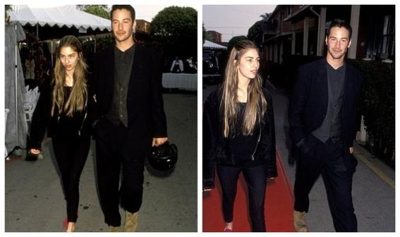 fotografias de celebridades que fueron pareja 8