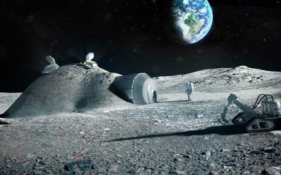 cientificos crean ladrillos para construir en la luna 1