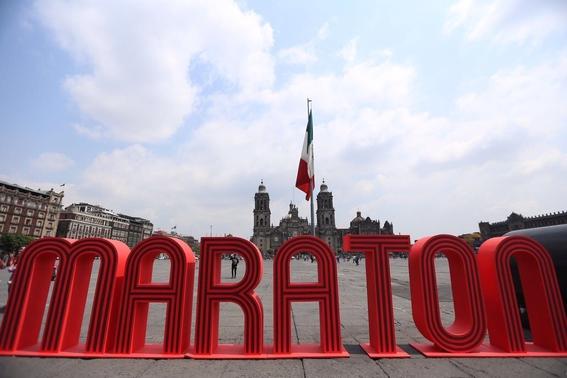 calles que cerraran por el maraton de la cdmx 1
