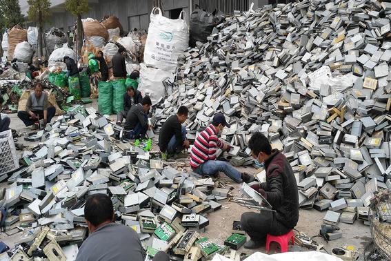 reciclatron en la cdmx 5