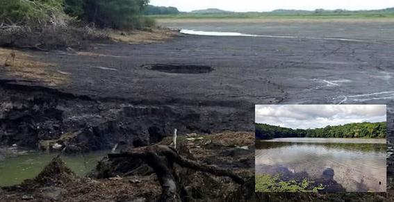 desaparece laguna de chakanbakan en quintana roo 3