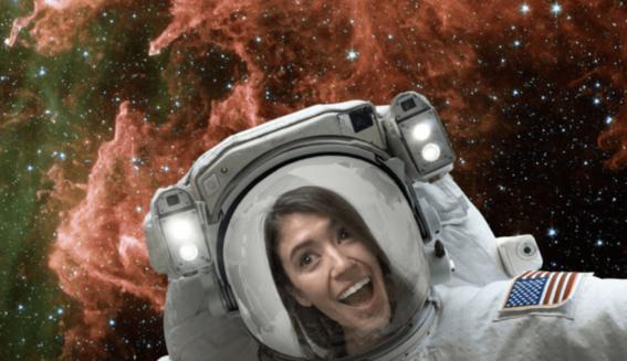 apps nasa para selfies y viajes en el espacio 1