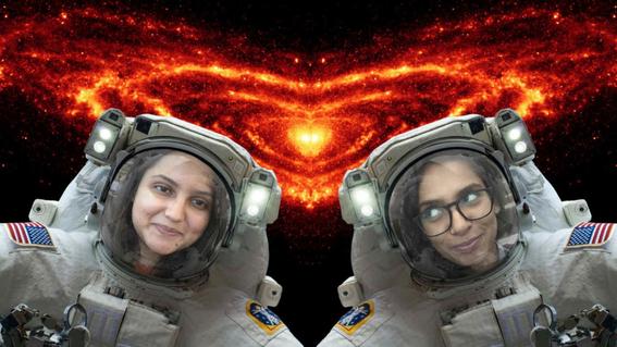 apps nasa para selfies y viajes en el espacio 2