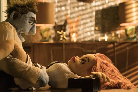 estreno quien mato a los puppets 5