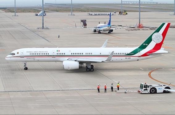avion presidencial 1