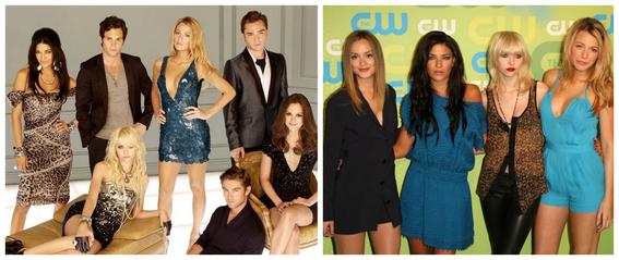 personajes de gossip girl antes y despues fotos 9