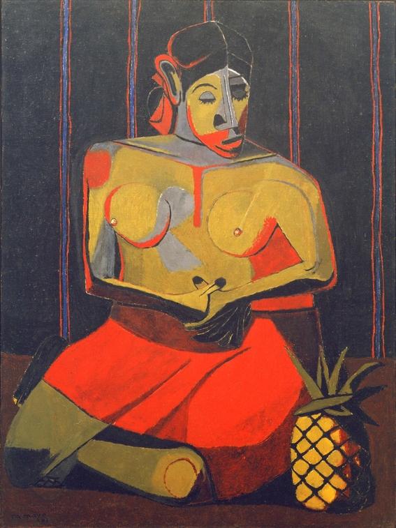 rufino tamayo watermelons and nature paintings 3