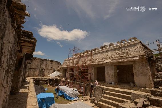 hallan mascara del rey maya pakal en palenque 3