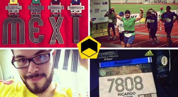 ¿qué llevarle a los corredores del maraton de la ciudad de mexico 1