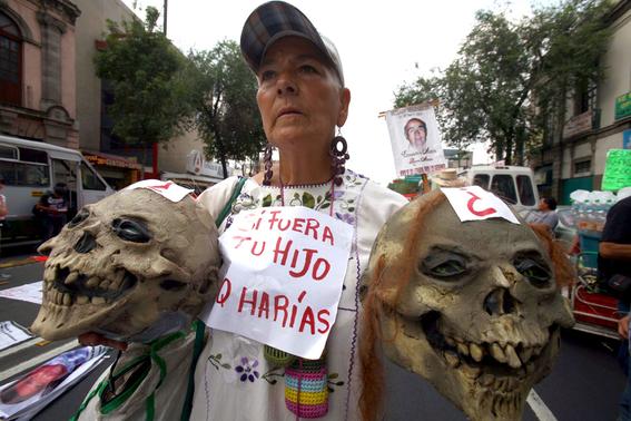 desaparicion forzada en mexico 2