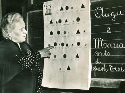 quien fue maria montessori biografia 3