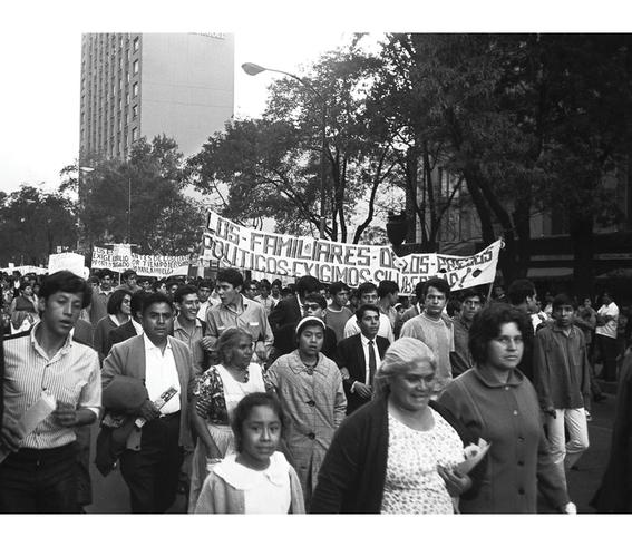 anuncian manifestacion del movimiento estudiantil 27 de agosto 1
