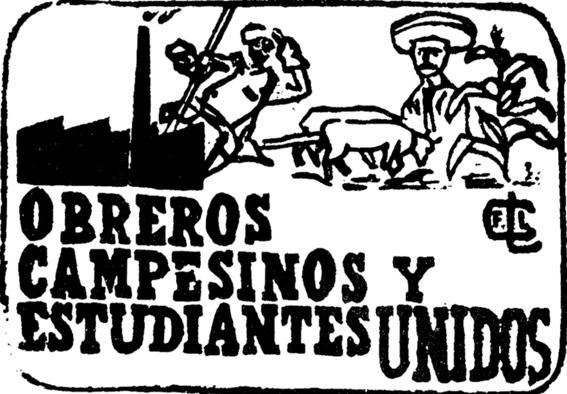 anuncian manifestacion del movimiento estudiantil 27 de agosto 2