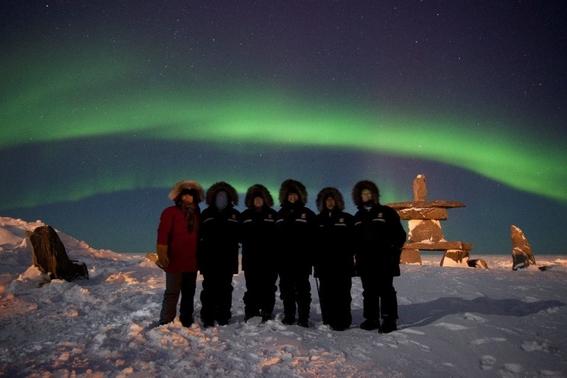 auroras boreales en suecia 3
