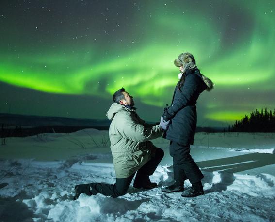 auroras boreales en suecia 6