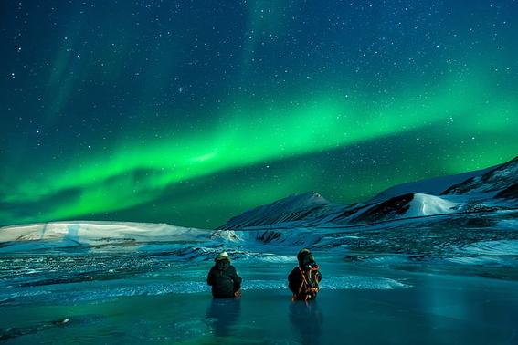 auroras boreales en suecia 5