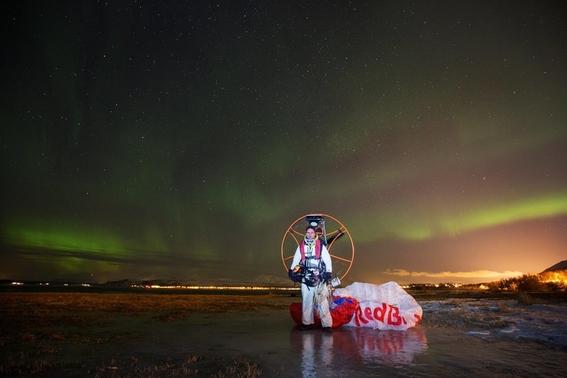 auroras boreales en suecia 4
