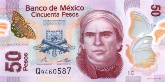 nuevo billete de 500 pesos mexicanos 1