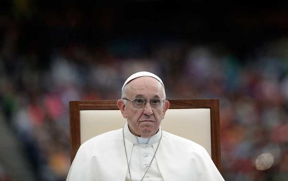 papa francisco recomienda la psiquiatria para la homosexualidad 1