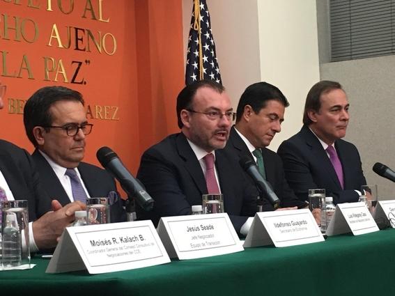 acuerdo comercial mexico estados unidos 1