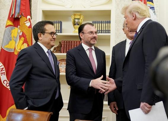 acuerdo comercial mexico estados unidos 2
