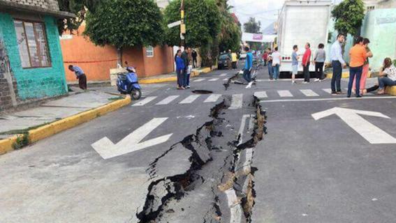 hundimiento del suelo es riesgo geologico 4