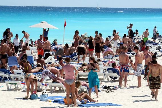 mexico sexto pais con mas turistas en el mundo 3