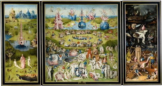 caracteristicas de las pinturas mas famosas del bosco 1