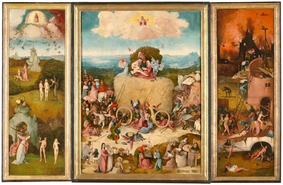 caracteristicas de las pinturas mas famosas del bosco 6