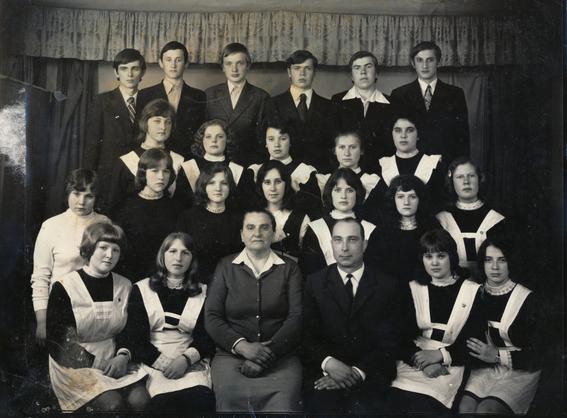 fotos de la vida antes del desastre nuclear de chernobyl 6