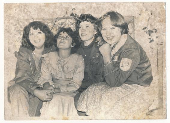 fotos de la vida antes del desastre nuclear de chernobyl 7