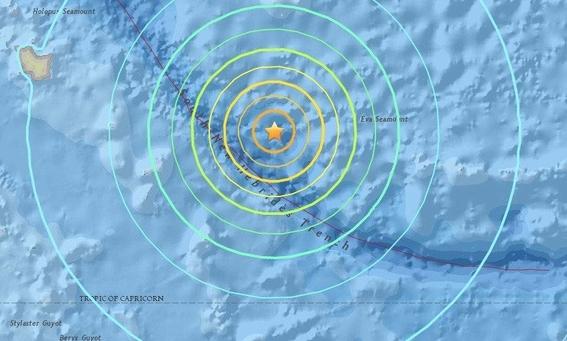 sismo en anillo de fuego implica un terremoto masivo 1