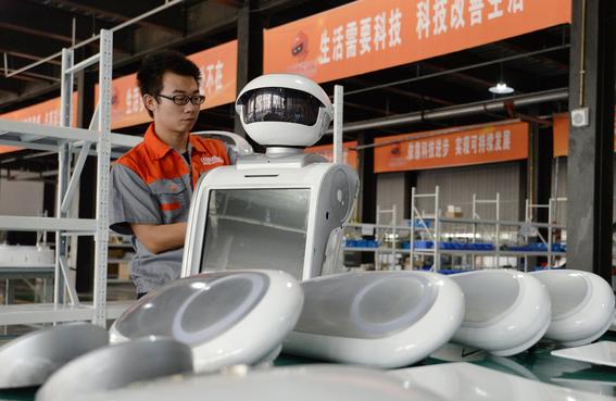 maestros robot llegan a las escuelas en china 3