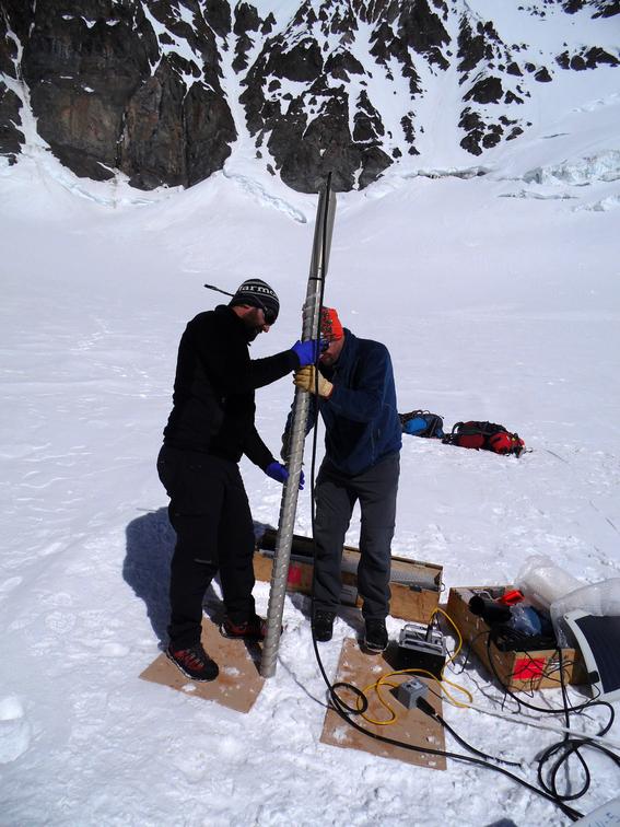 mineria amenaza a los glaciares en chile 1