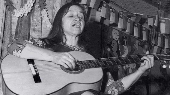 violeta parra y la musica popular chilena 2