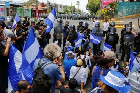 onu acusa a gobierno de nicaragua de violar los derechos humanos 2