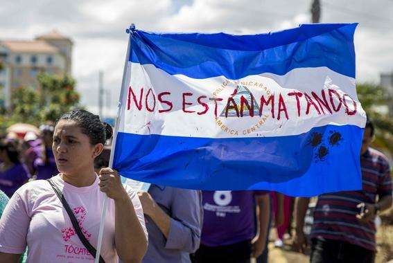 onu acusa a gobierno de nicaragua de violar los derechos humanos 3