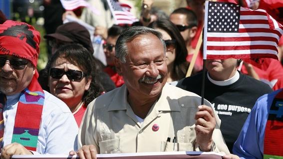 teresa romero inmigrante mexicana dirigira sindicato ufw 1