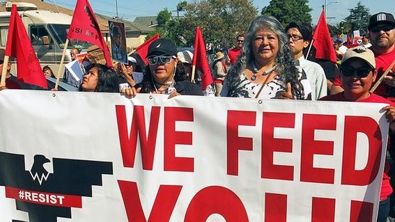 teresa romero inmigrante mexicana dirigira sindicato ufw 3