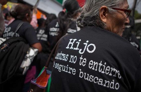 30 de agosto dia internacional de las victimas de desapariciones forzadas 2