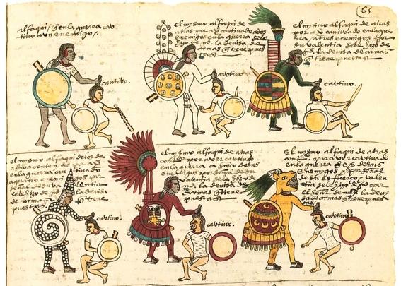 caracteristicas de la cultura tolteca 2
